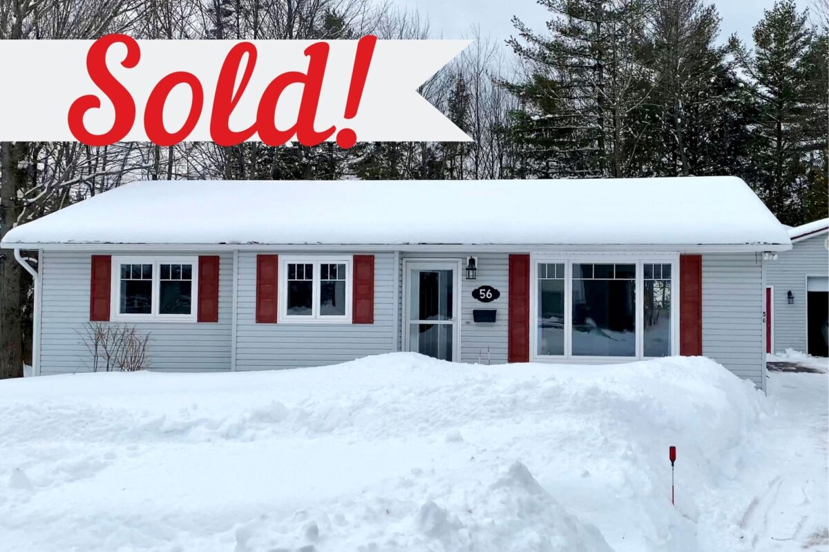 56 Beaconsfield SOLD